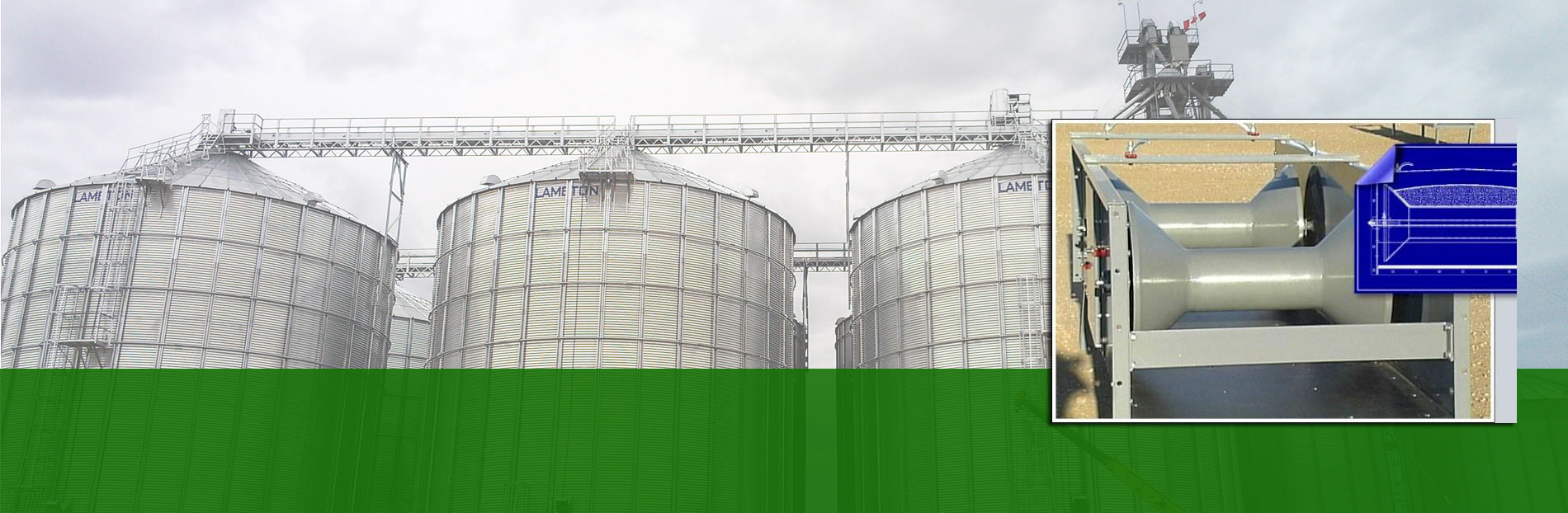Products – Total Grain Systems